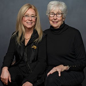LVG co-founders, Anne and Rita
