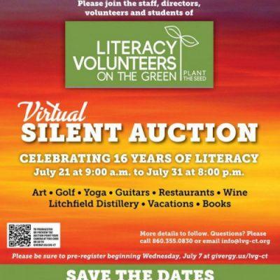 Silent Auction announcement